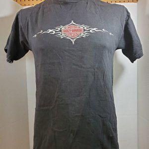 Lake Shore Harley Davidson T-Shirt - Size Med